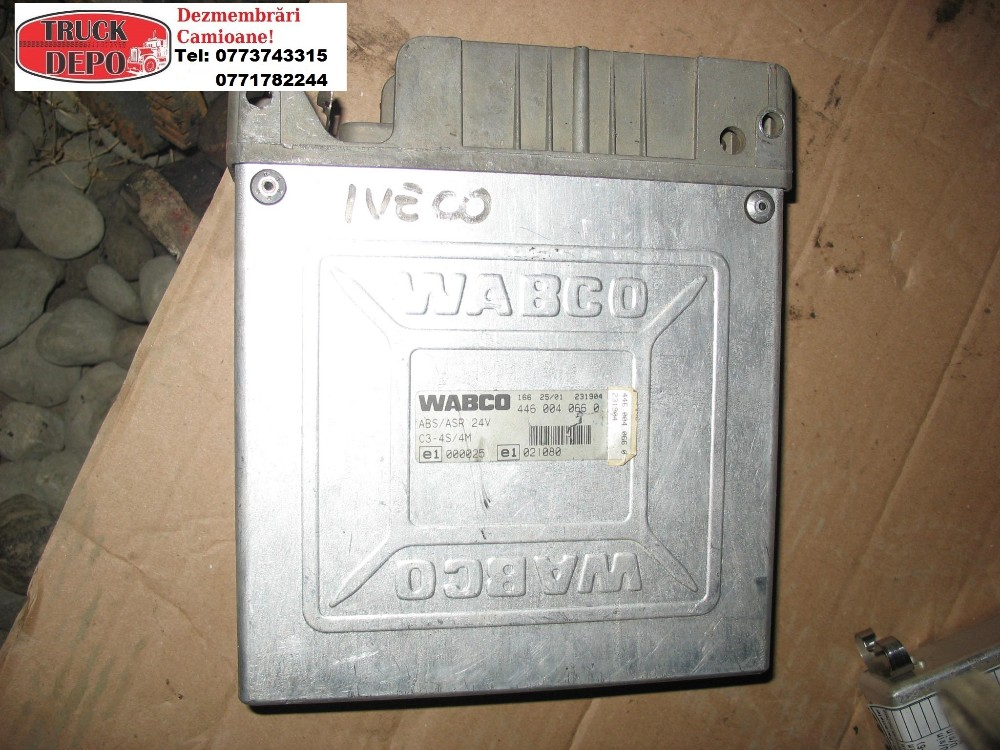 dezmembrari camion Calculator EBS Iveco