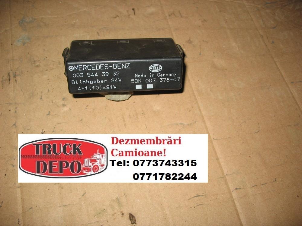 dezmembrari camion Calculator lumini Mercedes Benz Actros