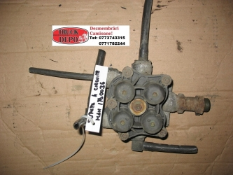 dezmembrari camioane Supapa 4 circuite MAN 12.220