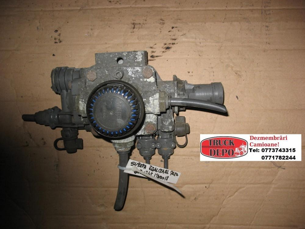 dezmembrari camion Supapa 4 circuite MAN 19.403