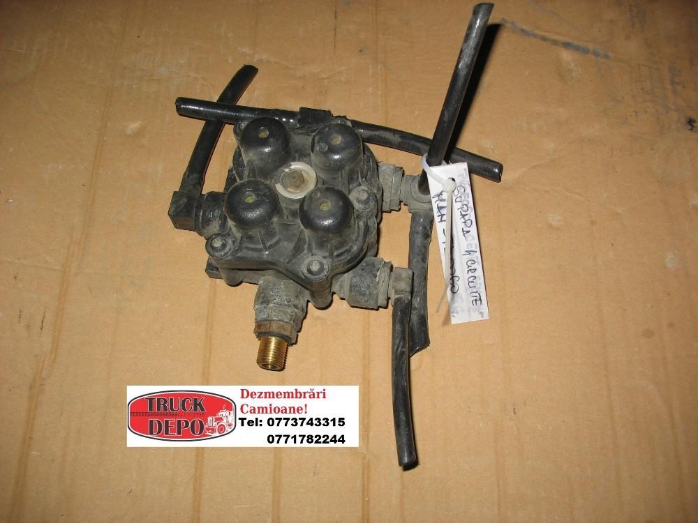 dezmembrari camion Supapa 4 circuite MAN 8.180
