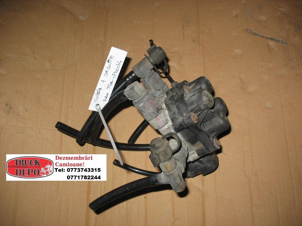 dezmembrari camion Supapa 4 circuite MAN TGA - 1999
