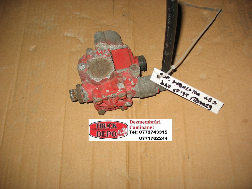 dezmembrari camion Supapa EBS DAF XF 95