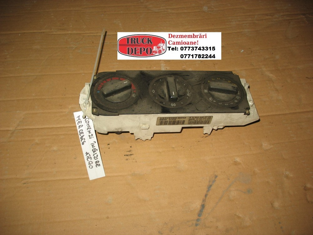 dezmembrari camion Comanda de incalzire Mercedes Benz Atego 815
