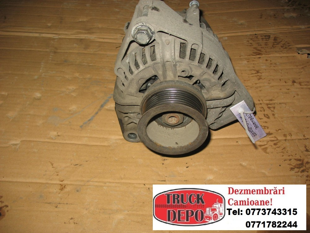 dezmembrari camion Alternator Mercedes Benz Atego