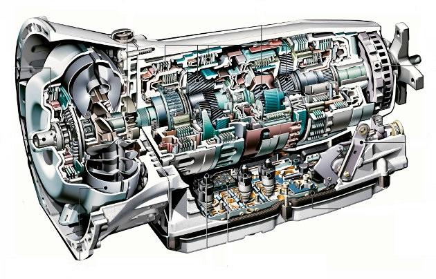 Cutie de viteza Scania LA 114