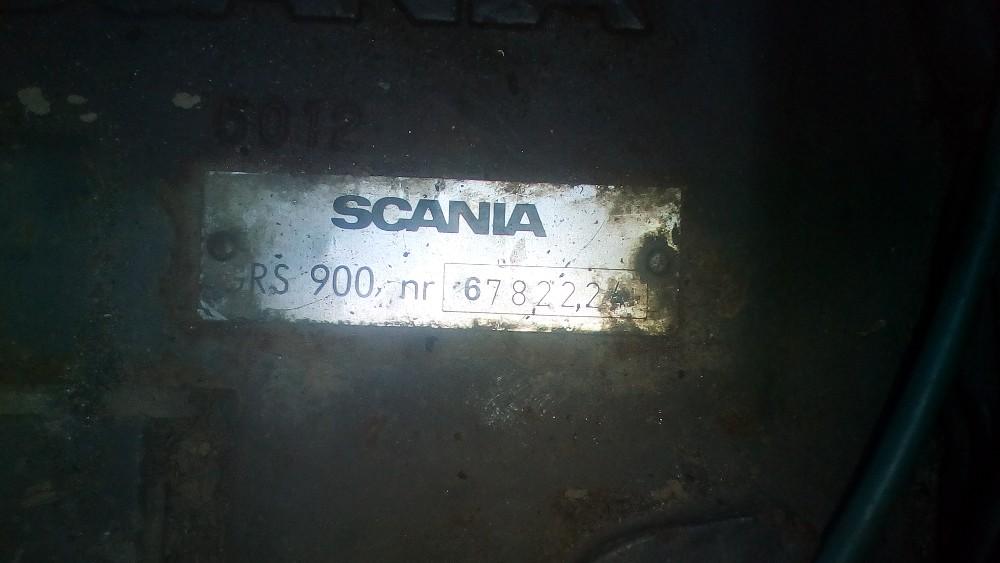 dezmembrari camion Cutie de viteaza Scania L420