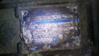 dezmembrari camioane Cutie de viteza DAF AE 55 CE 12