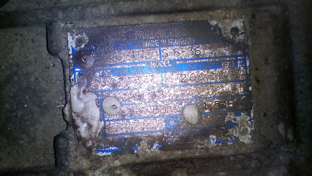 dezmembrari camion Cutie de viteza DAF AE 55 CE 12