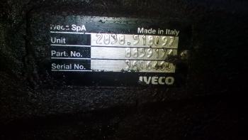dezmembrari camion Cutie de viteza Iveco Eurocargo - 2002
