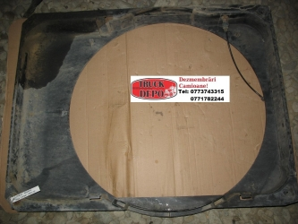 dezmembrari camion Difuzor radiator MAN 19.403