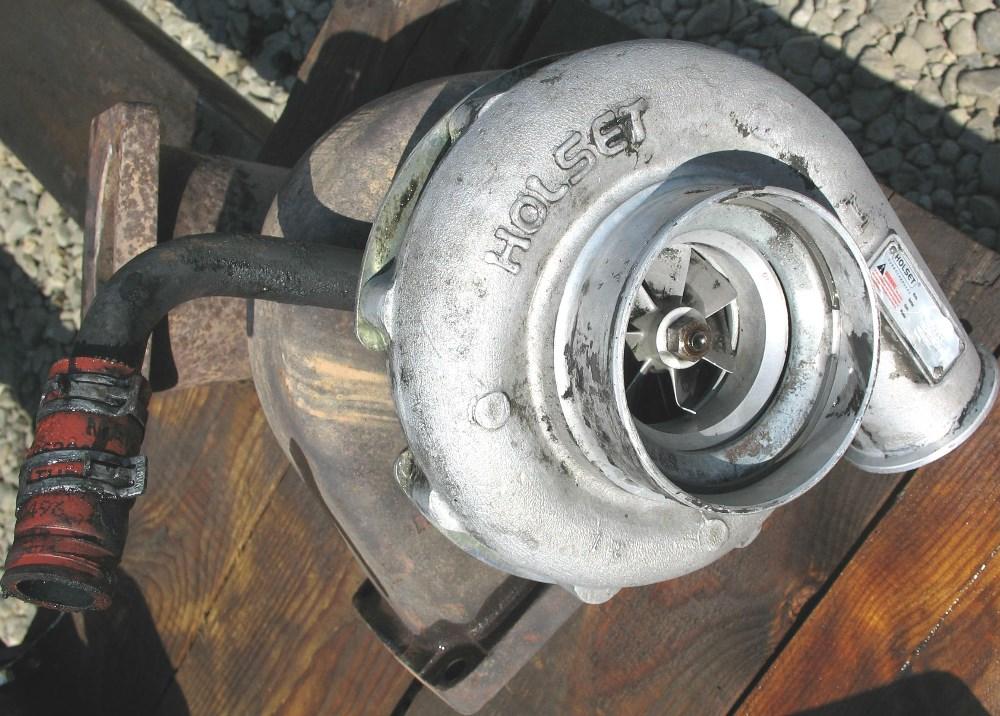 Vand turbosuflanta Man Silent