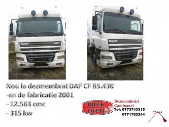 dezmembrari camioane DAF CF 85.430 - 2001