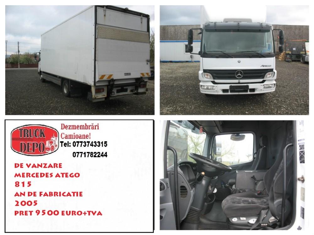 dezmembrari camion DE VANZARE MEREDES ATEGO 815