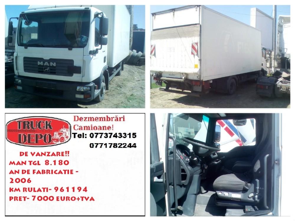 dezmembrari camion NOU LA DEZMEMBRAT - MAN TGL 8.180