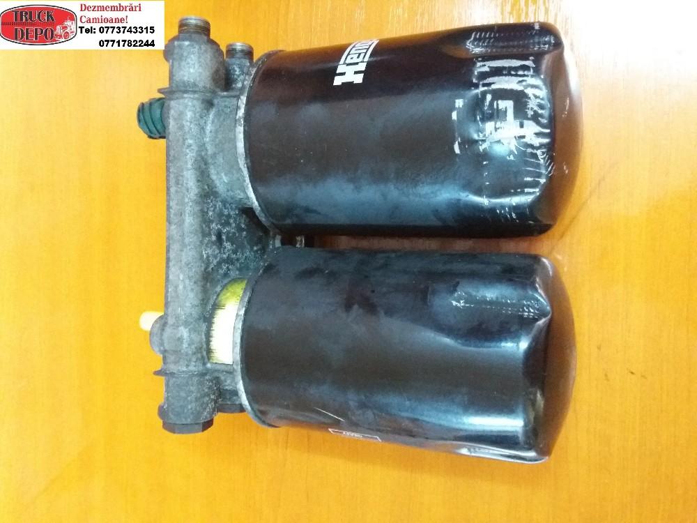 dezmembrari camion Suport filtru motorina RENAULT MIDLUM 220 DCI