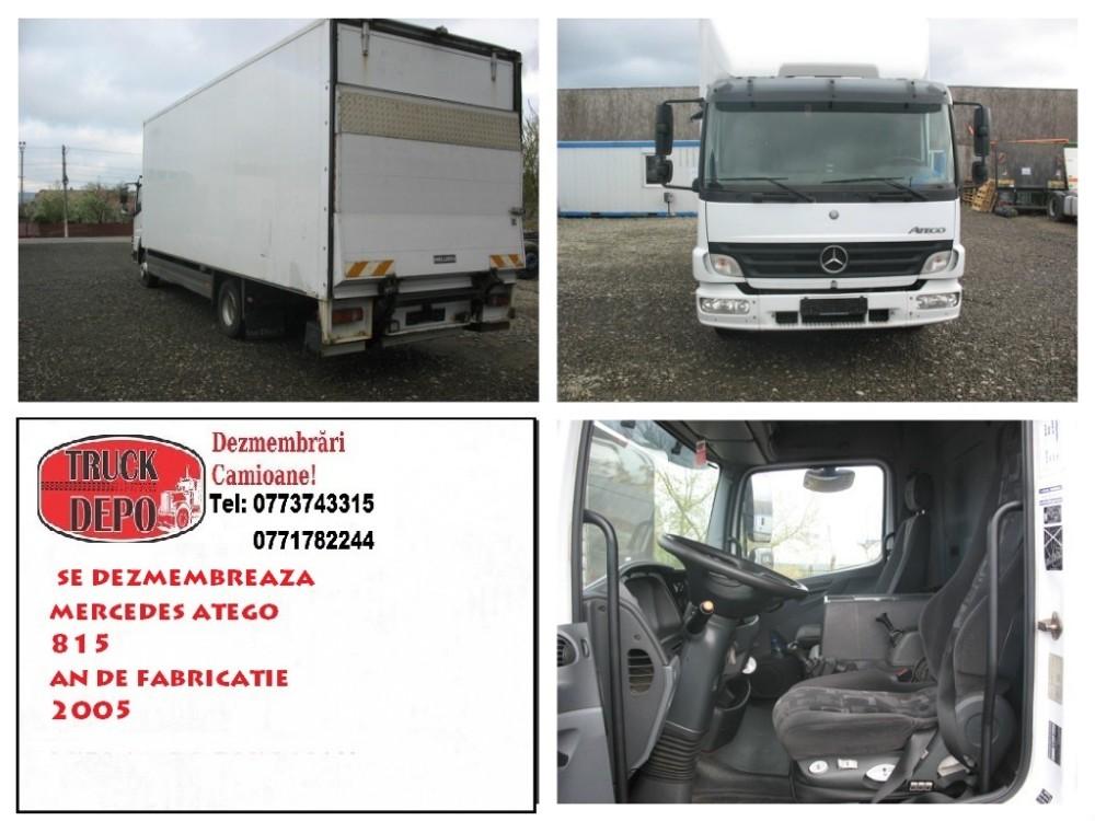 dezmembrari camion Se dezmembreaza Mercedes ATEGO II 815
