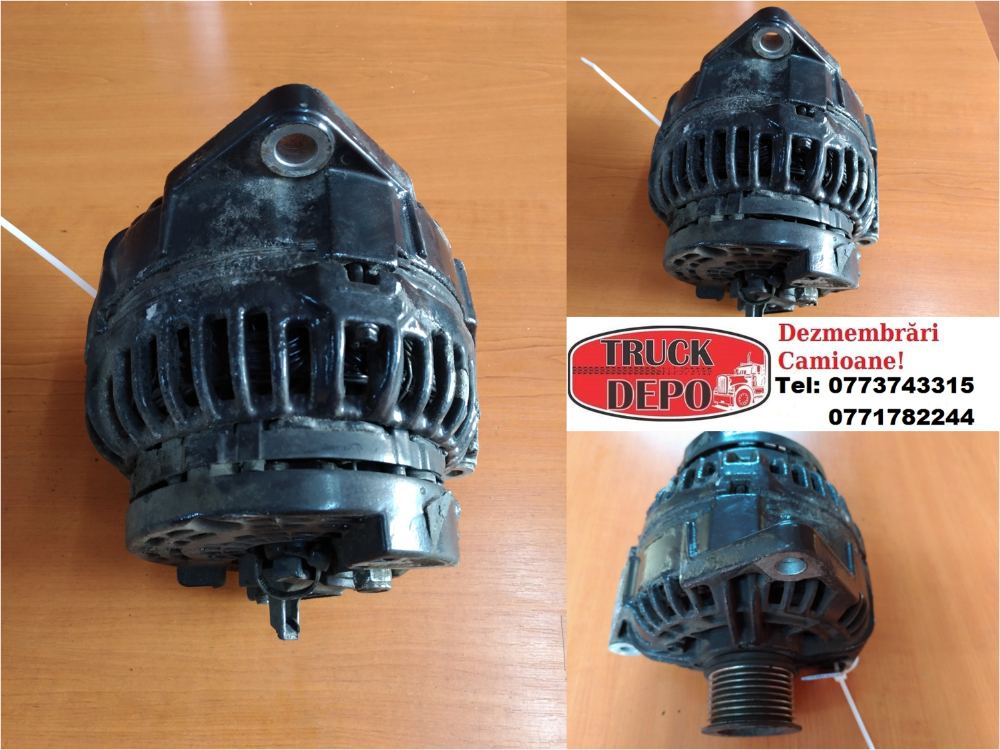 dezmembrari camion Alternator MAN TGA 18.480