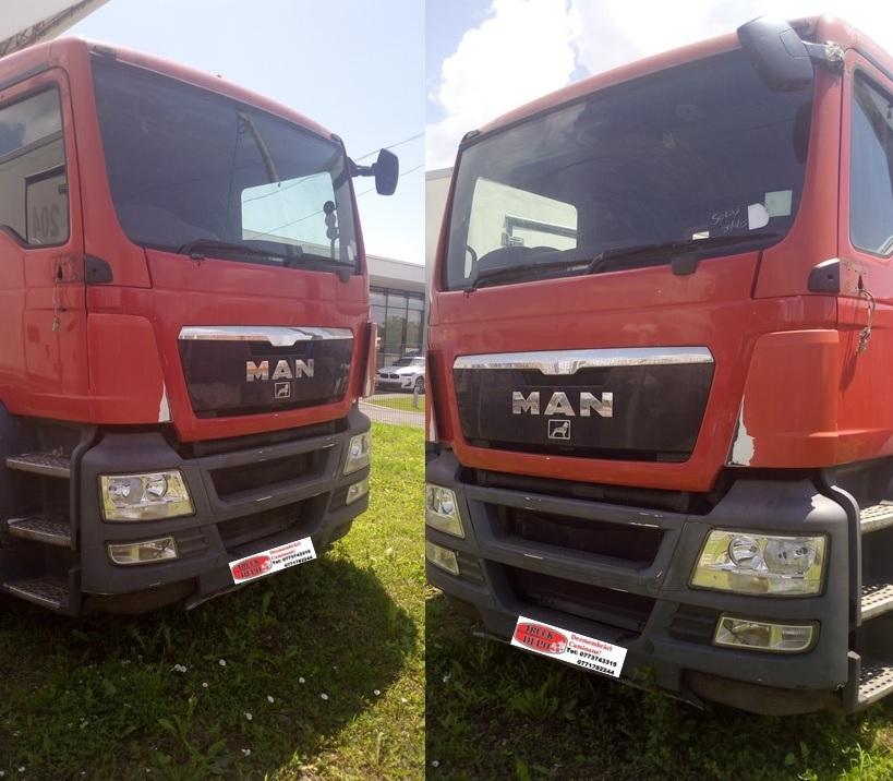 dezmembrari camion MAN TGS