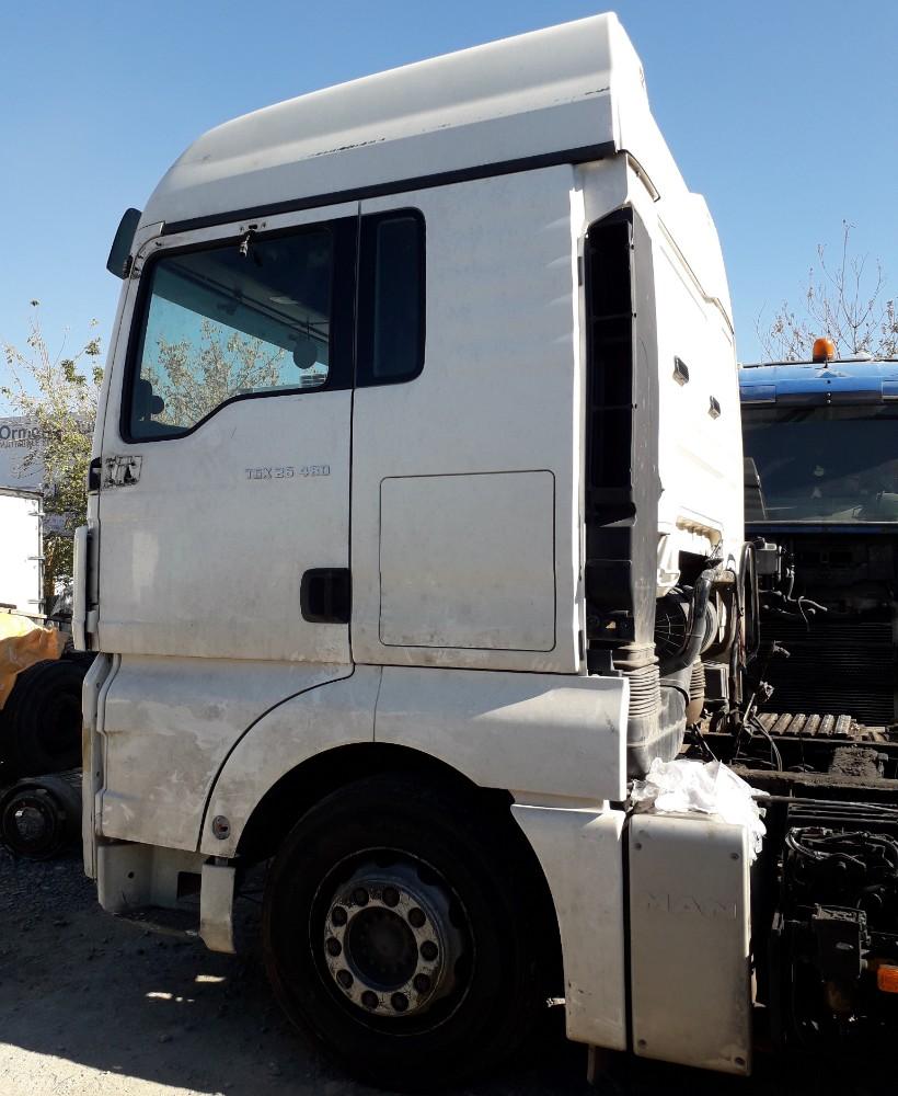 dezmembrari camion MAN TGX 26.480 EEV