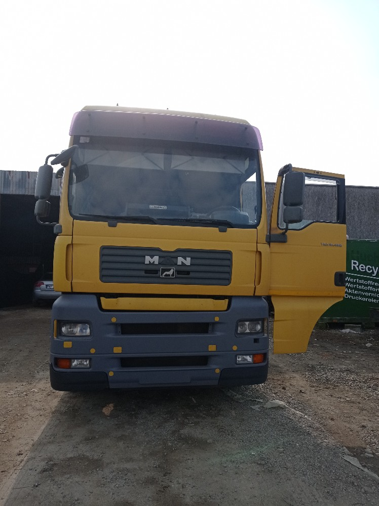 dezmembrari camion MAN TGA 18.480