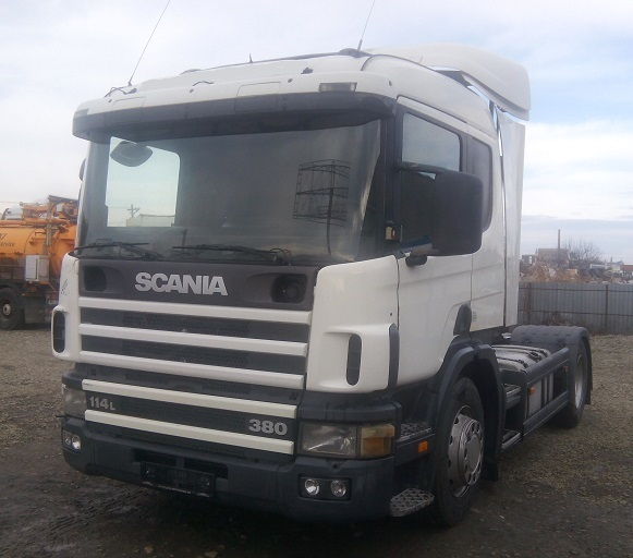 dezmembrari camion Scania L114