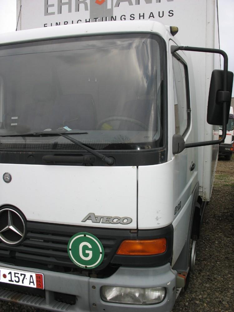 dezmembrari camion Dezmembrari camioane Mercedes-Benz Atego F