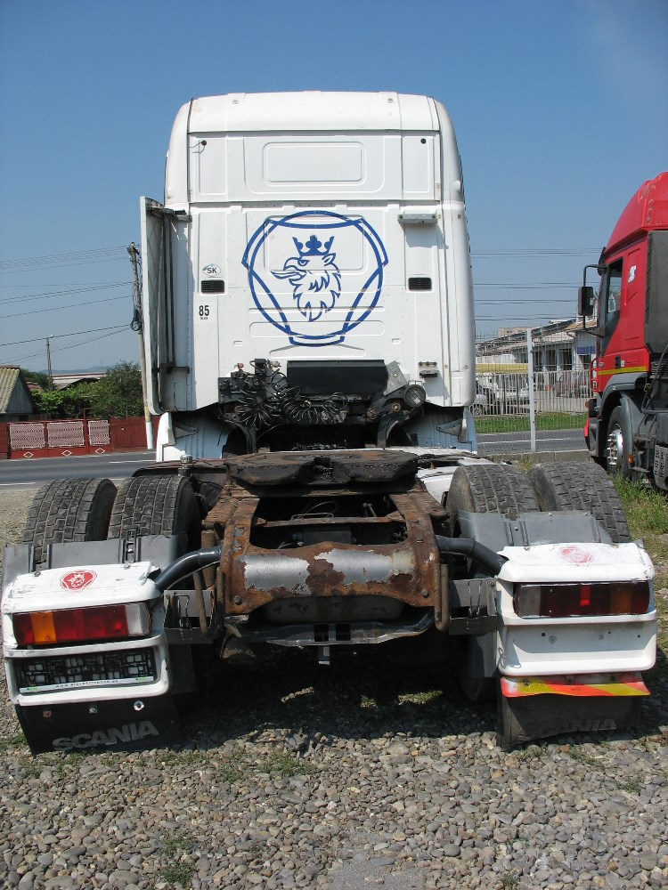 dezmembrari camion Scania 124 L Topline