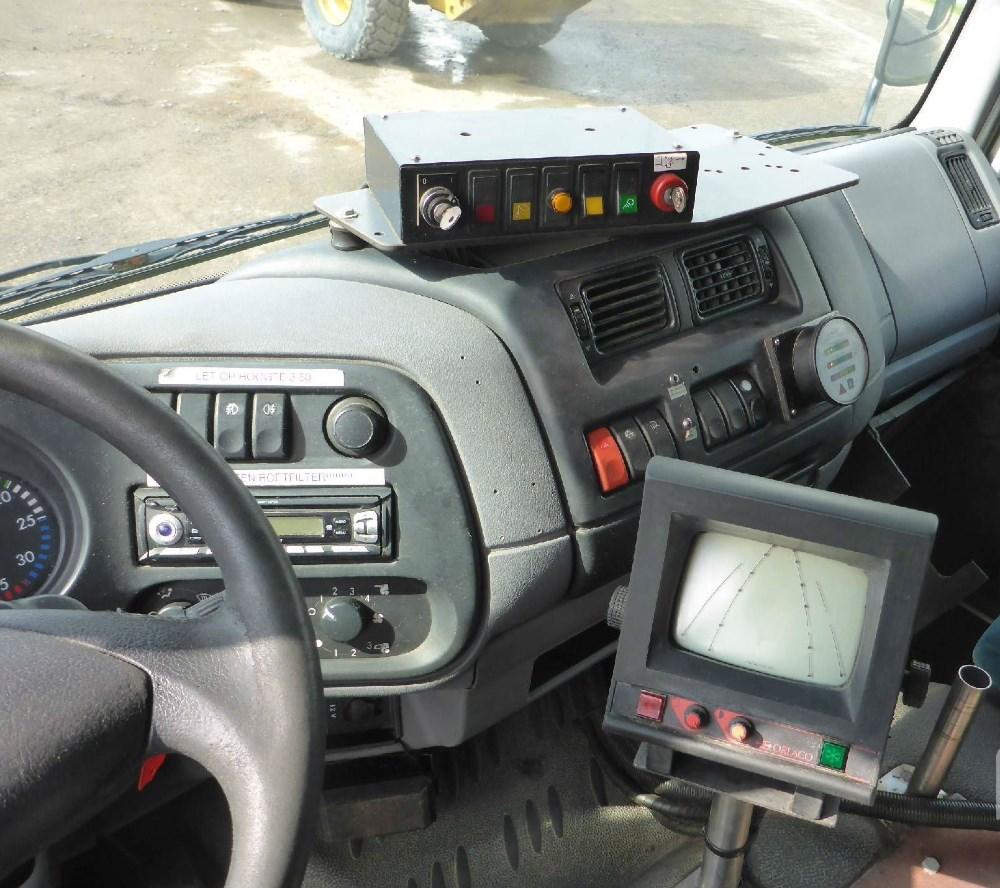 dezmembrari camion Se dezmembreaza Daf LF 55.220