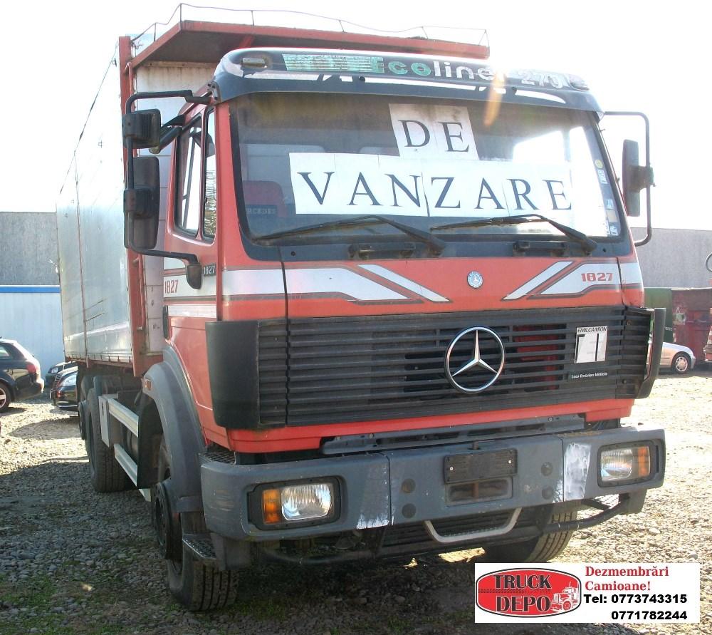 dezmembrari camion Mercedes Benz 18 27