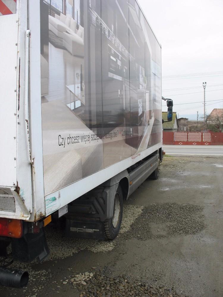dezmembrari camion Se dezmembreaza Mercedes Benz Atego 815