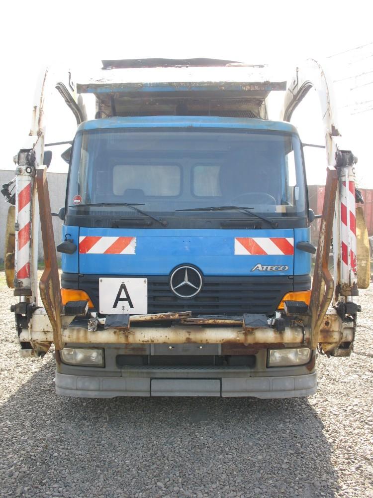 dezmembrari camion Mercedes-Benz 2528 6x2 Atego