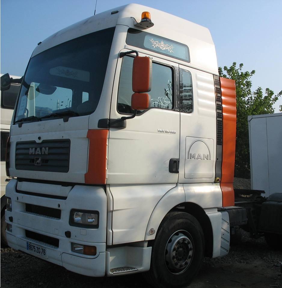 dezmembrari camion Man TGA 460 XXL