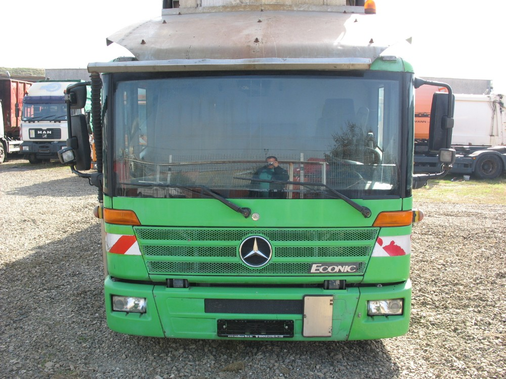 dezmembrari camion Mercedes-Benz 2628 L6x2 Econic
