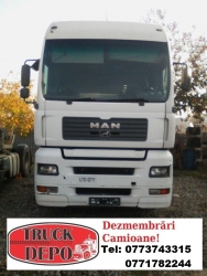 dezmembrari camion MAN TGA 18.463