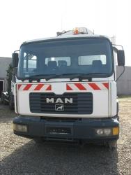 dezmembrari camion MAN 26.314 6x2 F2001 A