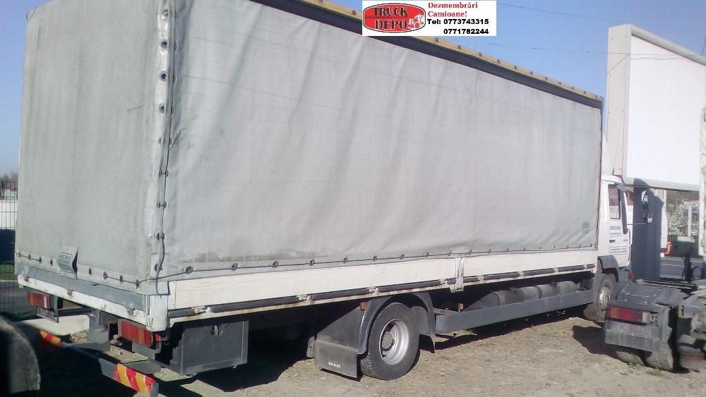 dezmembrari camion Nou la dezmembrat MAN LE 12.220.
