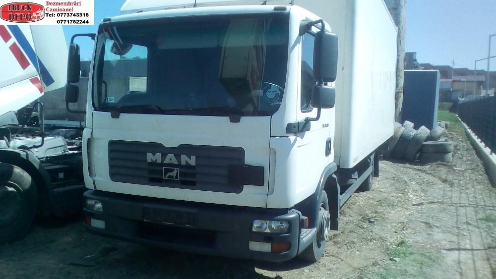 dezmembrari camion DE VANZARE  MAN TGL 8.180