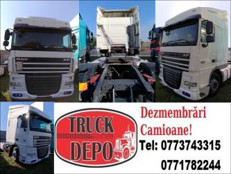 dezmembrari camion NOU LA TRUCK DEPO - DAF XF 105.460 2007