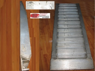 dezmembrari camion Rampe aluminiu tip AVS 170 OR KE