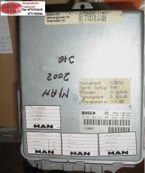 dezmembrari camion De vanzare calculator MAN