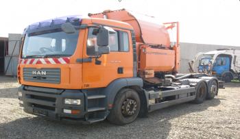 dezmembrari camioane MAN 26.310 TGA