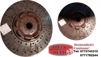 dezmembrari camion Disc ambreiaj - Piesa dezmembrari camioane