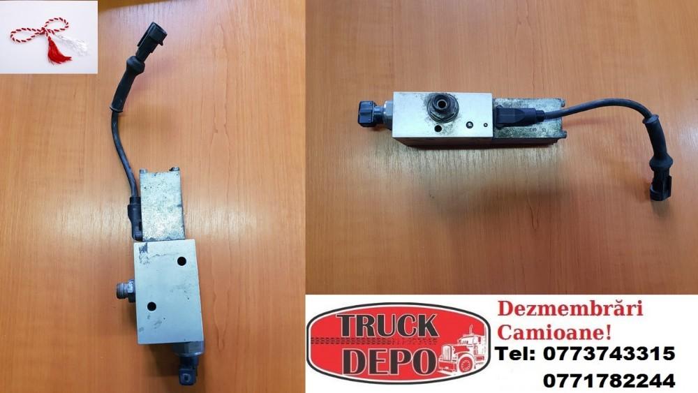 dezmembrari camion Valva control turbo suflanta Iveco Stralis 430- Piesa dezmembrari camioane