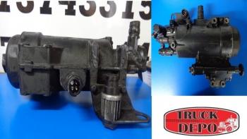dezmembrari camioane Carcasa filtru motorina MAN TGA 18.46