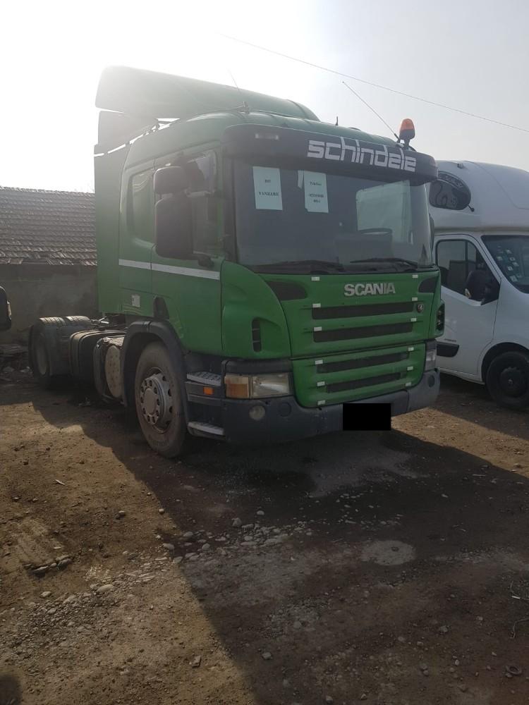 dezmembrari camion Scania P420
