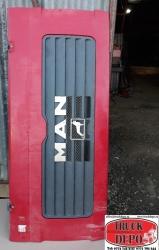 dezmembrari camion Grila capota MAN TGL. An fabricatie 2007