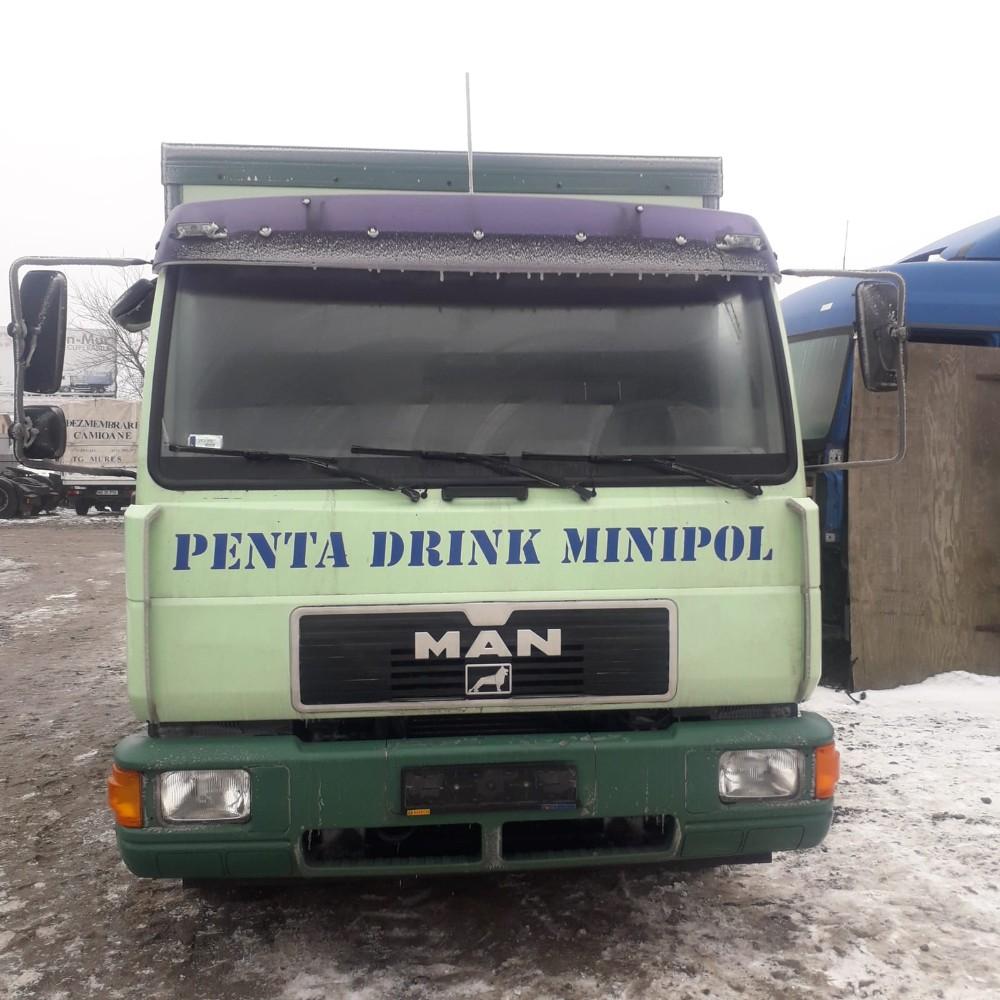 dezmembrari camion MAN LE 12.224