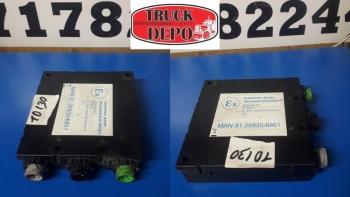dezmembrari camion Calculator ADR MAN TGS 440
