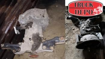 dezmembrari camion Cutie de viteze 5 trepte manuala Mercedes Atego 815